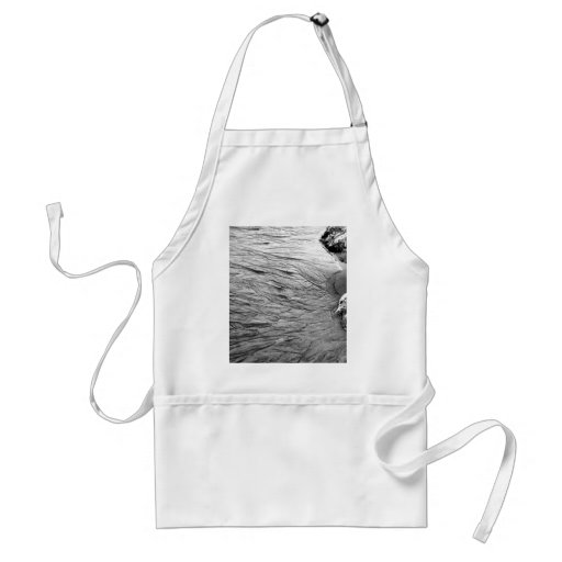 Patterns in the Sand Adult Apron