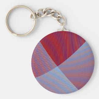 Patterns Key Chain