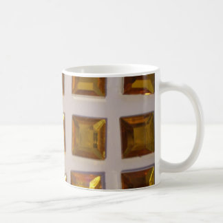 Patterns of color coffee mugs