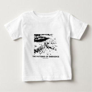 Patterns Of Emergence (Dalmatian Optical Illusion) Baby T-Shirt