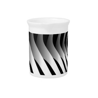 Patterns of metal drink pitchers