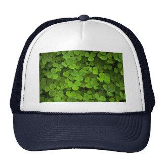 Patterns of nature trucker hats