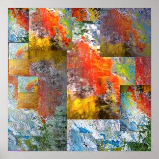 Patterns Poster