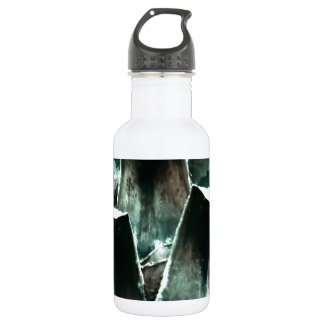 Patterns Stainless Steel Water Bottle