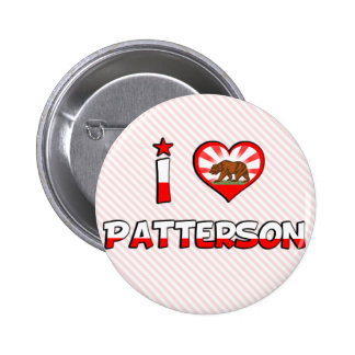 Patterson CA Pin