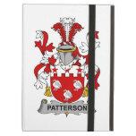 Patterson Family Crest iPad Folio Cases