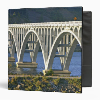 Patterson Memorial Bridge highway 101 over Binder