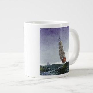 Patterson Tall Ship Mug