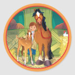 Patti & Pokey Stickers