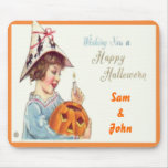 Patties Pumpkin Halloween Mousepad