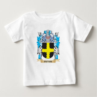 Patton Coat of Arms - Family Crest Infant T-shirt