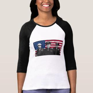 Patton, Eisenhower, and Doolittle T Shirt