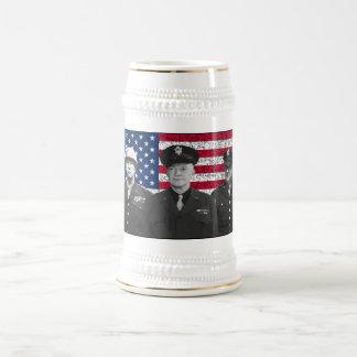 Patton, Eisenhower, y Doolittle Taza De Café