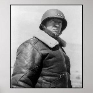 Patton -- Frontera Poster