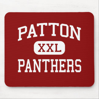 Patton - Panthers - High - Morganton Mouse Mat