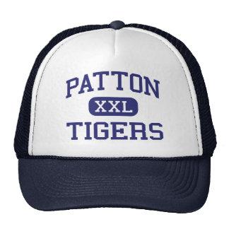 Patton - Tigers - Junior - Fort Leavenworth Kansas Hat