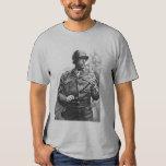 Patton y cita - gris camisas