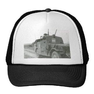 Pattons-M3A1-scout-car-1 Gorras De Camionero