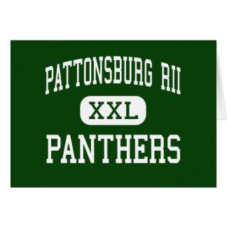 Pattonsburg RII - Panthers - High - Pattonsburg Cards