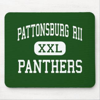 Pattonsburg RII - Panthers - High - Pattonsburg Mouse Mat