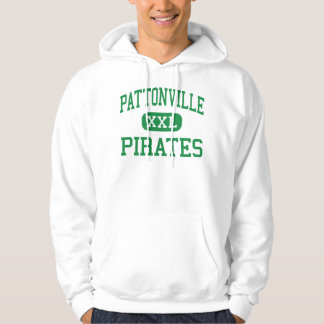 Pattonville - Pirates - High - Saint Ann Missouri Hooded Pullover
