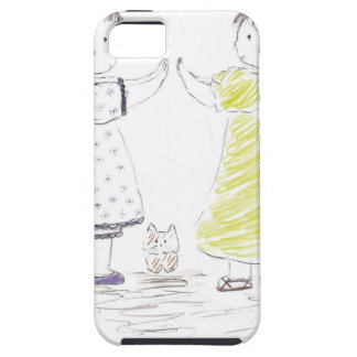 Patty Cake iPhone 5/5S Covers