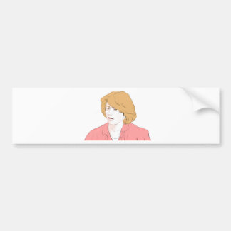 Patty Duke Bumper Sticker