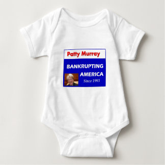 Patty Murray Bankrupting America Baby Bodysuit