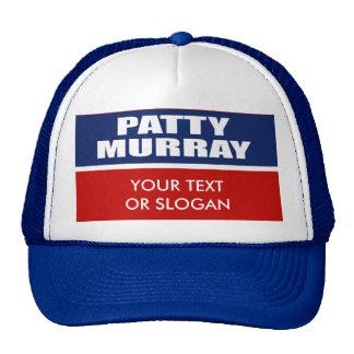 PATTY MURRAY FOR SENATE MESH HAT