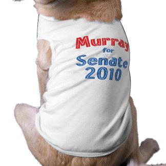 Patty Murray para el diseño de la estrella del sen Camisa De Perro