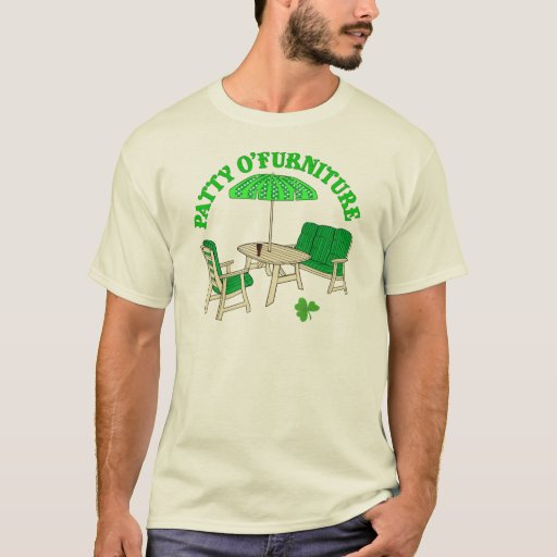 Patty O' Furniture T-Shirt