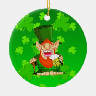 Patty O Party Christmas Ornament