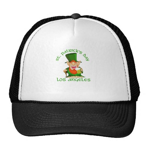 Patty O Party ~ Los Angeles Mesh Hats