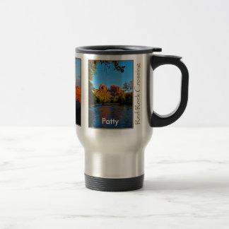 Patty on Red Rock Crossing Mug
