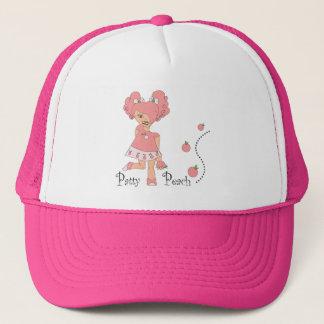 Patty Peach Trucker Hat