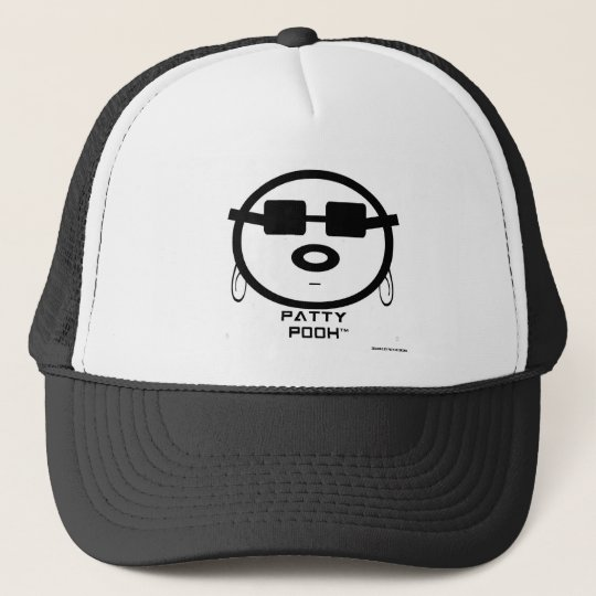 PATTY POOH 2012 COLLECTION TRUCKER HAT