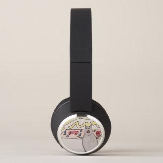 Patty The Black Cat RC Race Headphones