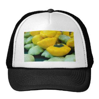 Pattypan Squash Hat