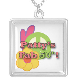 Patty's Fab 50th Necklace