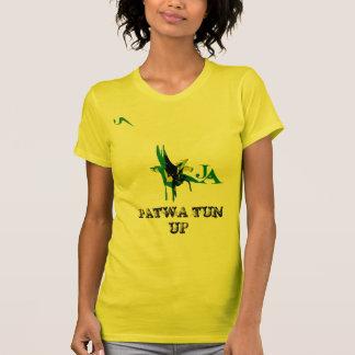 Patwa Tun Up Cotton T Shirt