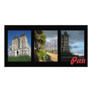 Pau Photo Card