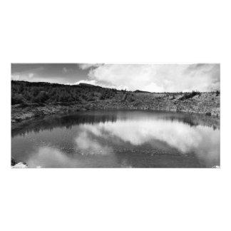 Pau Pique lake Card