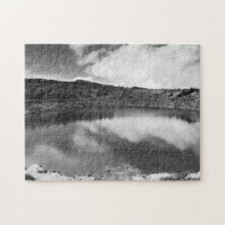 Pau Pique lake Jigsaw Puzzle
