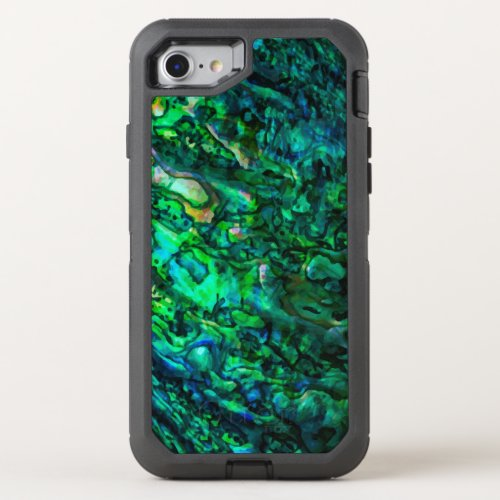Pau Shell Mother Of Pearl Look Phone Case