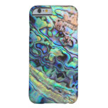 Paua abalone shell detail iPhone 6 case
