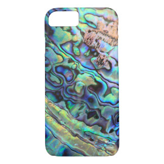 Paua abalone shell detail iPhone 7 case