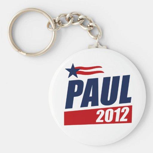PAUL 2012 LLAVEROS
