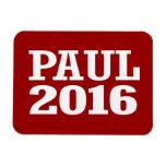 PAUL 2016 FLEXIBLE MAGNET