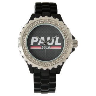 Paul 2016 (rand Paul) Reloj