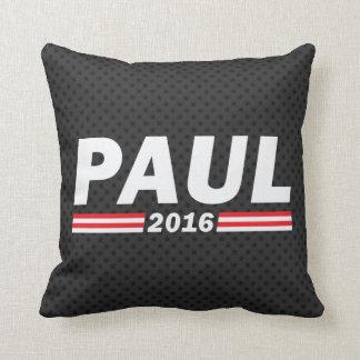 Paul 2016 (Rand Paul) Throw Pillow
